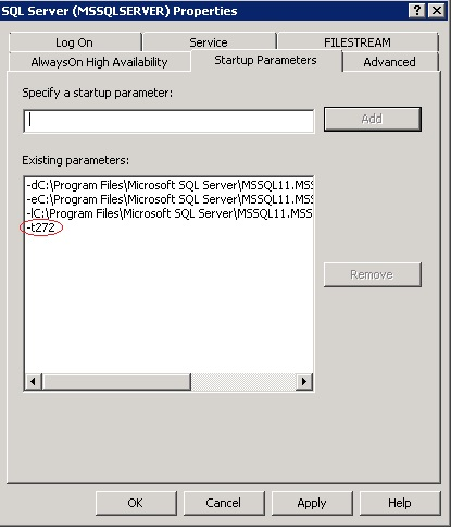 creating sequence in sql server 2012